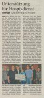 2017-11-06-Zeitungsartikel-Spende-TUS-Esens-AfH