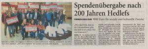 2017-12-07-Zeitungsartikel-Spendenuebergabe-Hedlefs-AfH